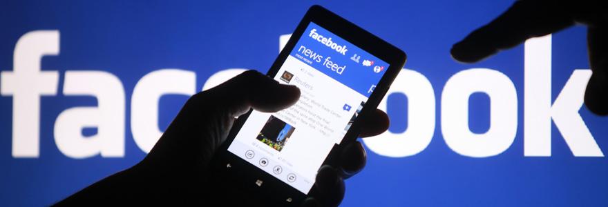 Procédure Pour Retrouver Le Mot De Passe Facebook
